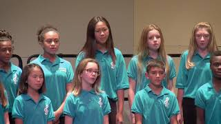 Bidi Bom  (Eddleman)-- Twin Peaks Middle School Choir
