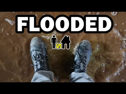 Our House Flooded - Man Vs House Ep.5