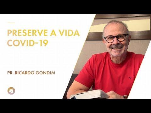 PRESERVE A VIDA | Ricardo Gondim