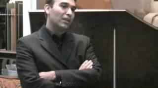 Bruno Procopio, clavecin (vidéo 1)