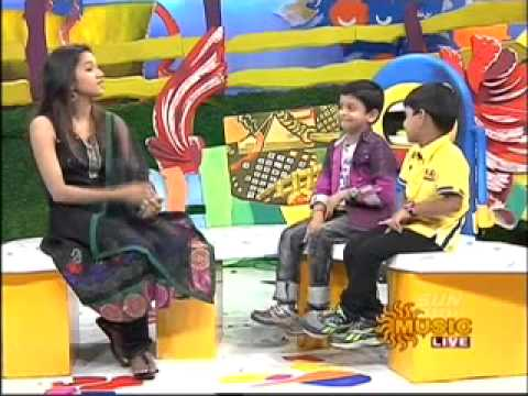 sun music kutties galatta RITHIK part 2