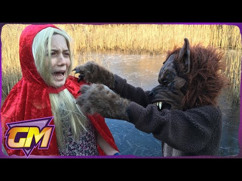 Little Red Riding Hood - Children's Story