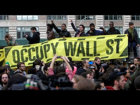 What happened to Occupy Wall St?