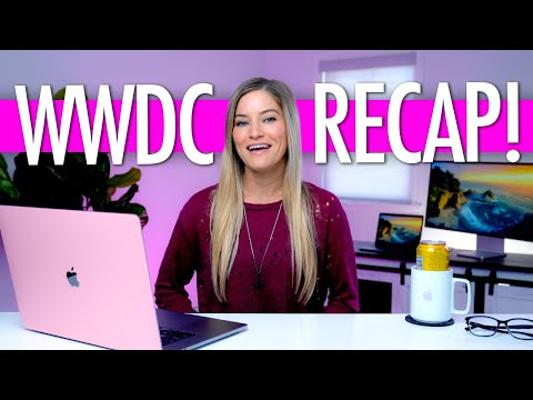 iOS 14 and all the WWDC updates!