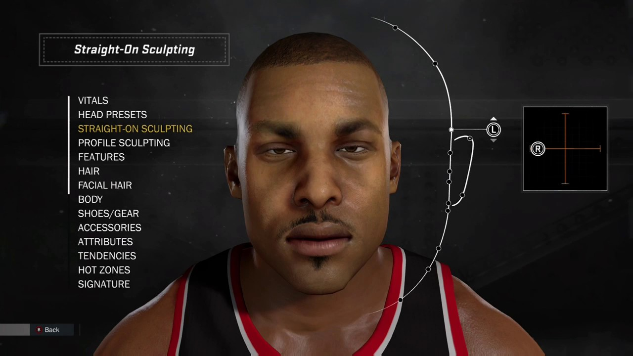 How to Make Ken Norman for NBA 2K17