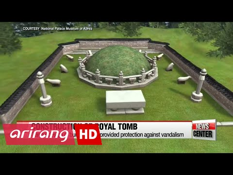Royal tombs of Joseon Dynasty, memory of royals live on
