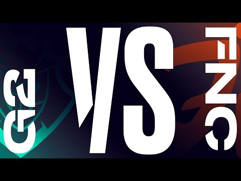 G2 vs. FNC | Final Game 1 | LEC Summer Split | G2 Esports vs. Fnatic (2019)