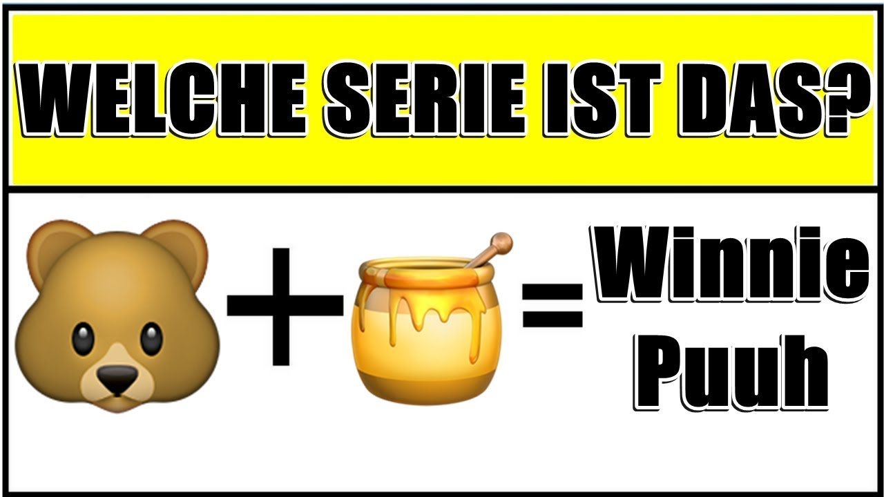 schaffst du es diese serien zu erraten emoji serien quiz teil 2 youtube. Black Bedroom Furniture Sets. Home Design Ideas