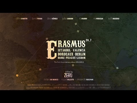 Erasmus 24_7 - a film by ZERO [Documentary] SUB ITA.ENG