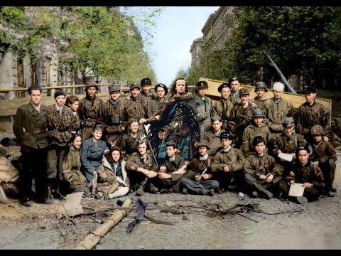 Zdobycie Nordwache 3 sierpnia 1944 - rekonstrukcja from YouTube · Duration:  14 minutes 22 seconds