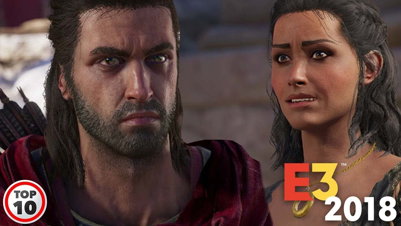 Assassin's Creed Odyssey Release Date & Gameplay Revealed At E3 2018 Ubisoft Conference Highlights