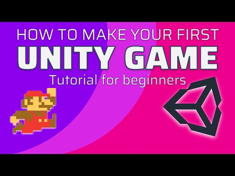 How to Make Your First Game in Unity | Beginner Tutorial thumbnail