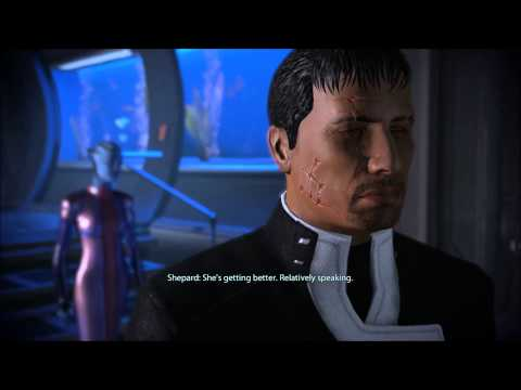 Mass Effect 2: Liara about Jack in LotSB
