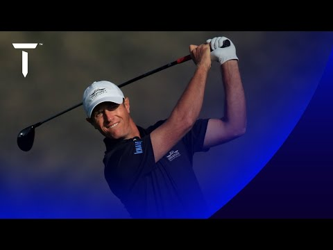 Nico Colsaerts hits 392 yard drive | Round 2 highlights | 2021 Cazoo Open supported by Gareth Bale