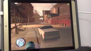 gTA IV on Onda V919 Air CH Win 10 Tablet