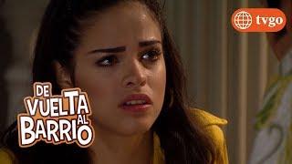 ¿Beto dejará a Estelita? - De Vuelta al Barrio 09/10/2018