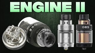 OBS Engine II RTA - GET YOUR MOTOR RUNNING!!