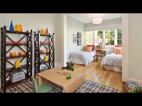 👶 Когда в доме ребёнок: 10 важных правил расстановки мебели в детской комнате