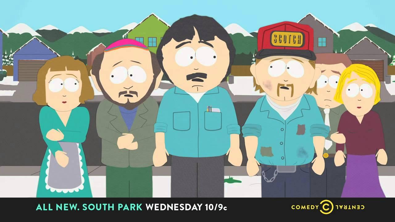 Southpark porno cartoon gigantische lul POV