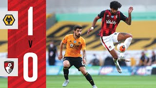 Raul Jimenez header the difference | Wolves 1-0 AFC Bournemouth