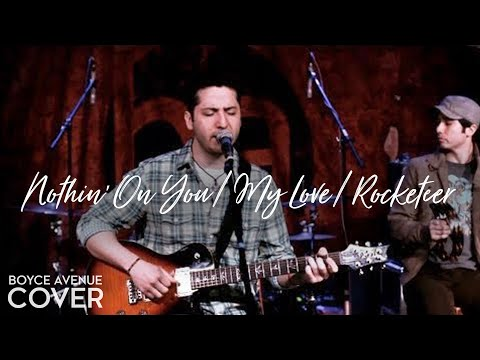 Music video Boyce Avenue - Nothin' on You / My Love / Rocketeer