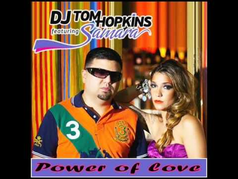 TOM HOPKINS FEAT SAMARA - POWER OF LOVE (FILIPE GUERRA MIX).edit by Léo