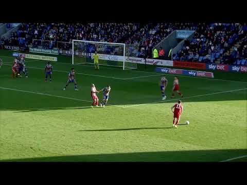 Highlights: Shrewsbury Town v Sunderland