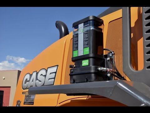 Groeneveld - Twin - Complete System Install On Wheel Loader