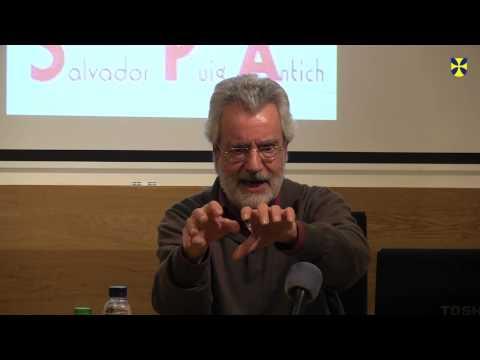 Conferència sobre Salvador Puig Antich
