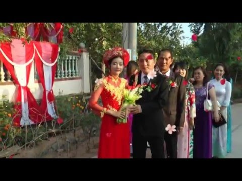 Dam cuoi Vien Nguyen va Thao Ly P2