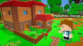 O NOVO MINECRAFT !! Minecraft 2? ( Staxel )