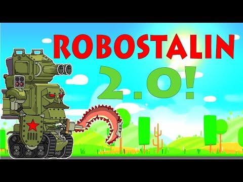 Super Tank Rumble Creations - Robostalin 2.0!