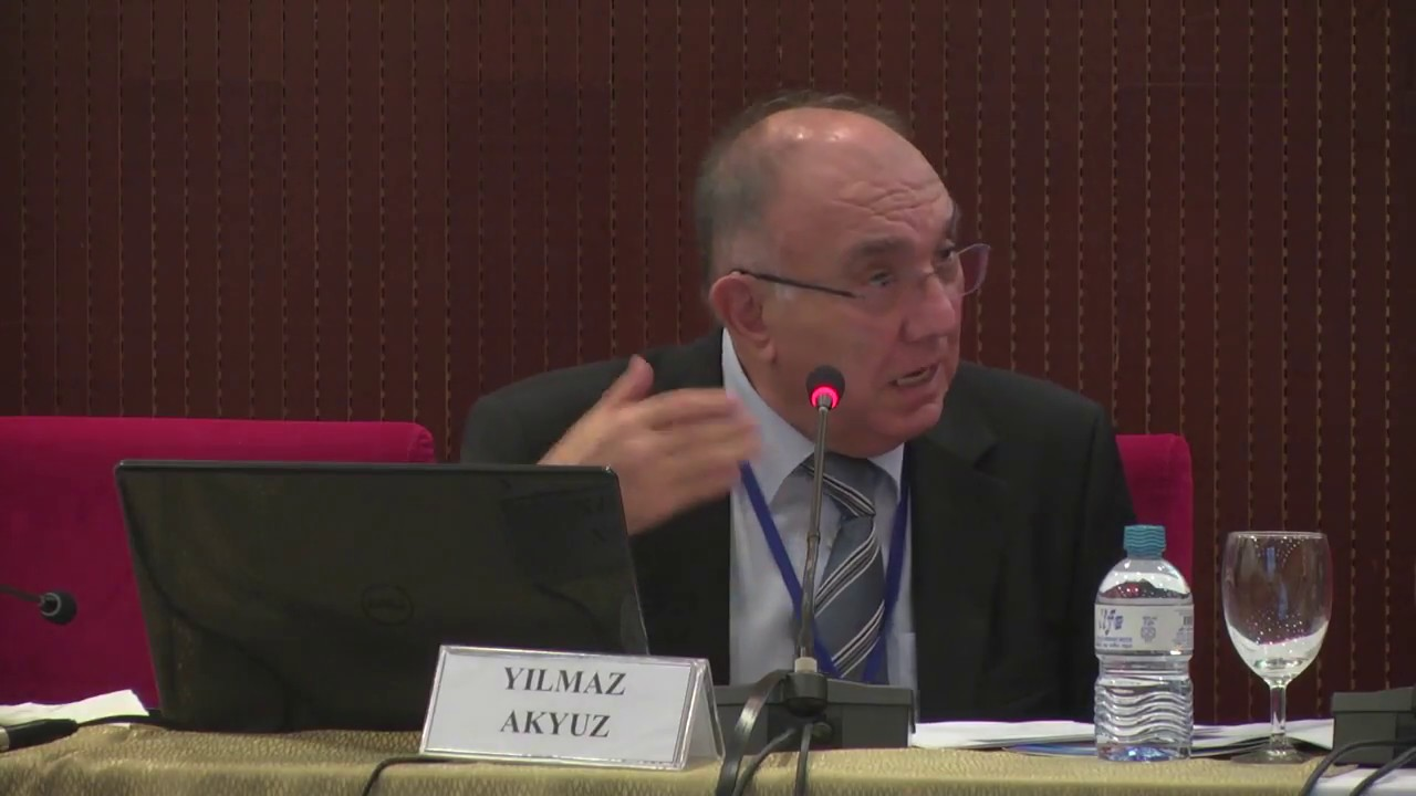 Dr Yilmaz Akyuz at the G-24 Technical Group Meeting - YouTube