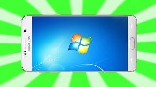 Run Windows 7 on Android