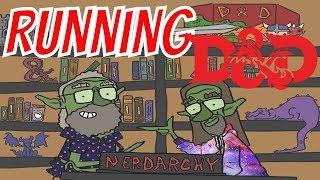 Running D&D- Gunslinger, Black Powder, and Tech: Quests & Adventures #104
