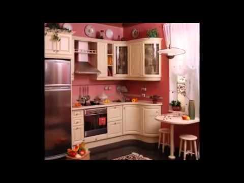 Готовые кухни для хрущевок