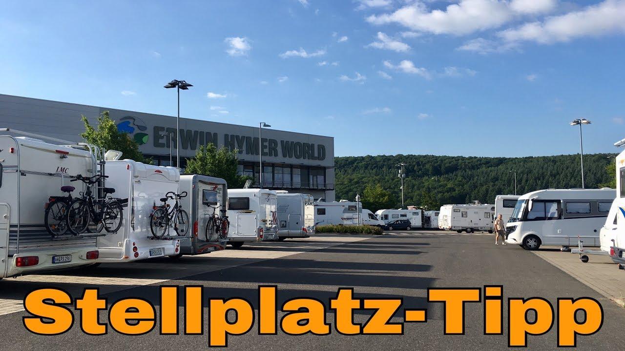 Wohnmobil-Stellplatz-Tipp bei Wertheim  Erwin Hymer World