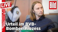 Kriegt BVB-Bomber Sergej W. heute lebenslänglich? | BILD Live