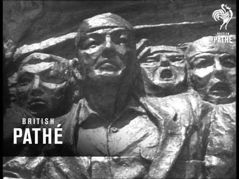 Memorial Service For 1960 Korean Uprising (1961)