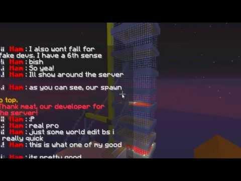 •••New minecraft server • HammyCraft • Need staff and builders•••