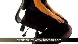 099 WL 1430 GG Ergonomic Kneeling Office Posture Task Chair v1 yt