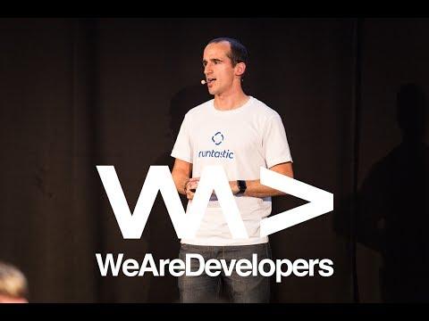 Mobile Application Dev for 200 Million Users - Christian Kaar @ WeAreDevelopers Conference 2017