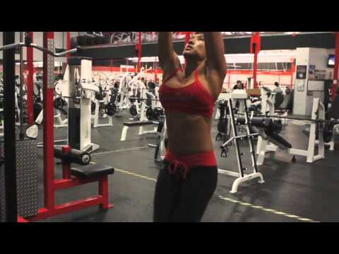FEMALE WORKOUT & GYM MOTIVATION – ROCK THAT BODY! – By Zhasni