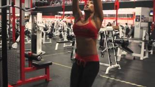 FEMALE WORKOUT & GYM MOTIVATION - ROCK THAT BODY! - By Zhasni