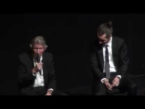 Roger Waters - Q & A Toronto Film Festival