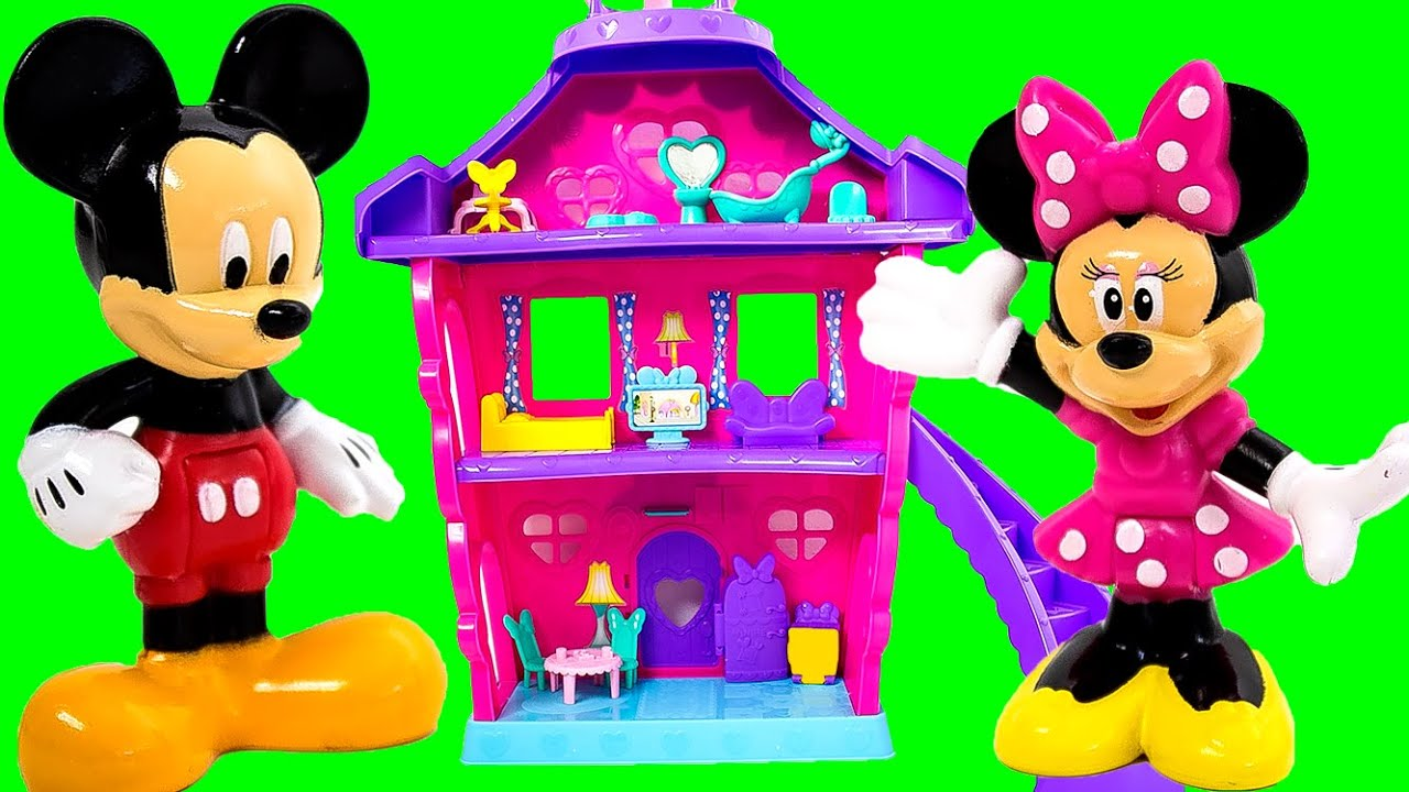La Grande Maison De Minnie