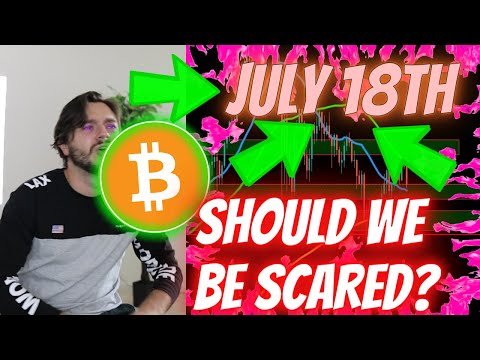IS JULY 18TH ACTUALLY AS IMPORTANT AS MANY BELIEVE FOR BITCOIN PRICE??