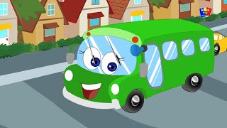 колеса в автобусе   рифма в россии   стихотворение для детей   детские стишки   Wheels On The Bus