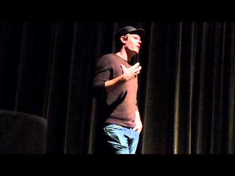 Joe Swanberg discusses his film Autoerotic and film making