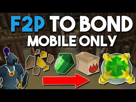 How To Earn A Bond From Scratch In F2P! - Ep 3 - Oldschool Runescape F2P Money Making Guide [OSRS]
